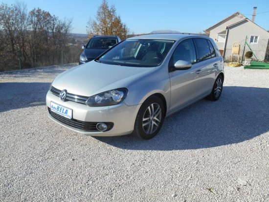 VW GOLF 6 – 20 TDI-