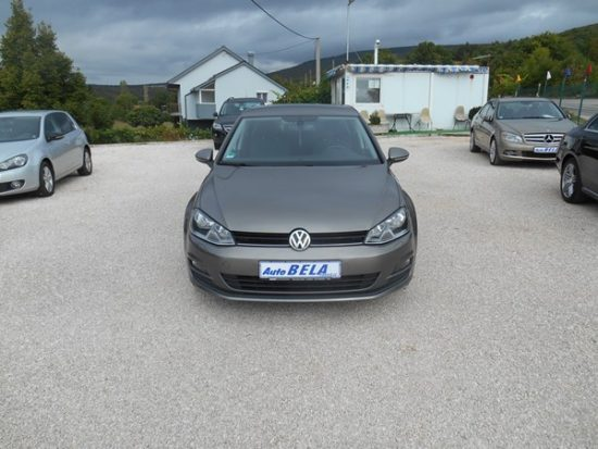 VW GOLF 7–20 TDI