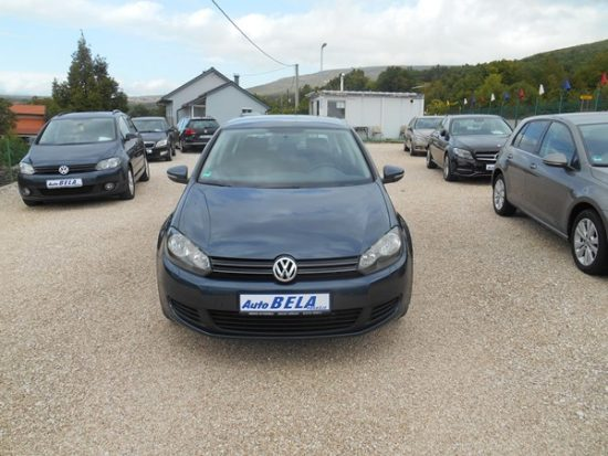 VW GOLF 20 TDI-