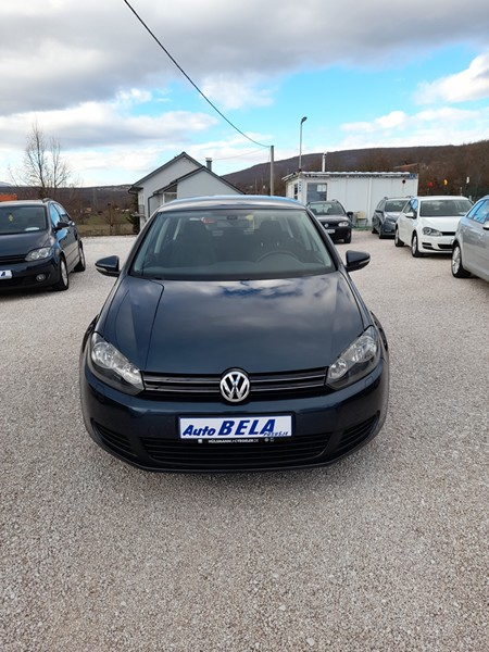 VW GOLF 20 TDI